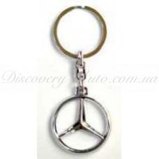Брелок металлический Mercedes
