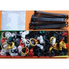 Комплект крепежа для автомобилей ВАЗ 2106, завод