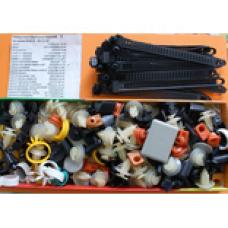 Комплект крепежа  ВАЗ 2110 завод
